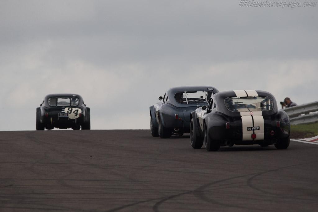 AC Shelby Cobra - Chassis: CSX2532 - Driver: Leo Voyazides  - 2014 Historic Grand Prix Zandvoort