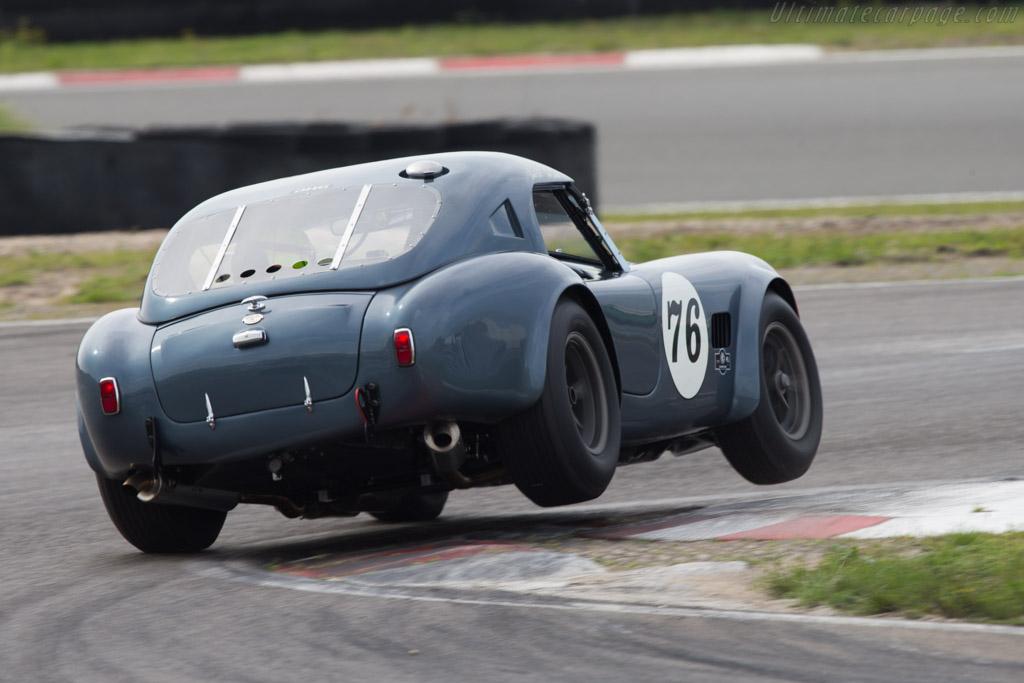 AC Shelby Cobra - Chassis: CSX2049 - Driver: Tom Coronel  - 2014 Historic Grand Prix Zandvoort