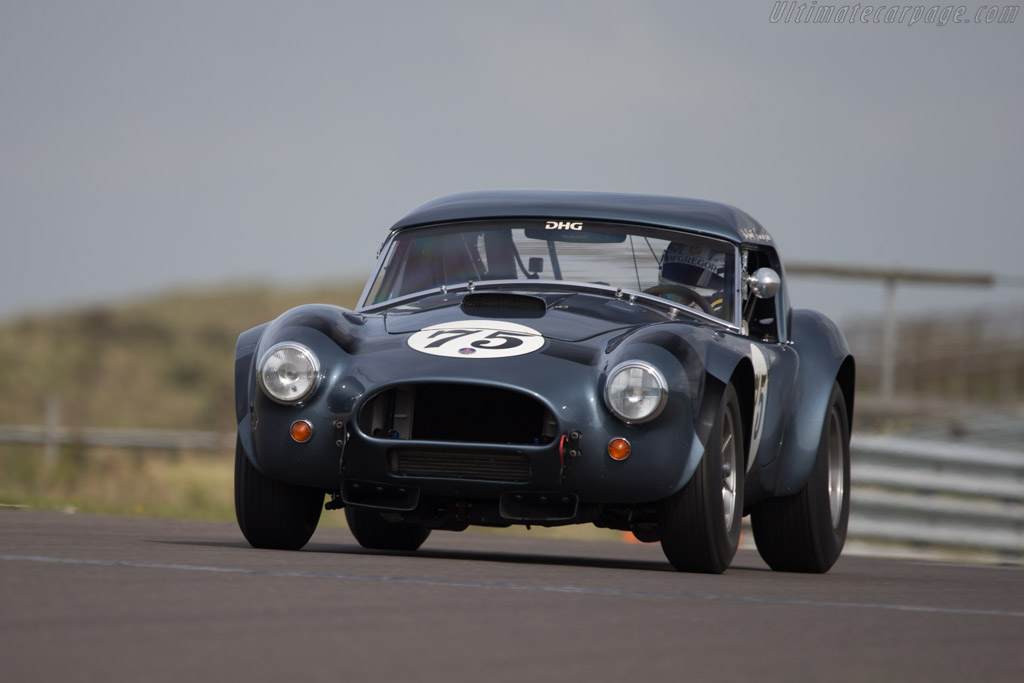 AC Shelby Cobra - Chassis: CSX2174 - Driver: Giedo van de Garde  - 2014 Historic Grand Prix Zandvoort