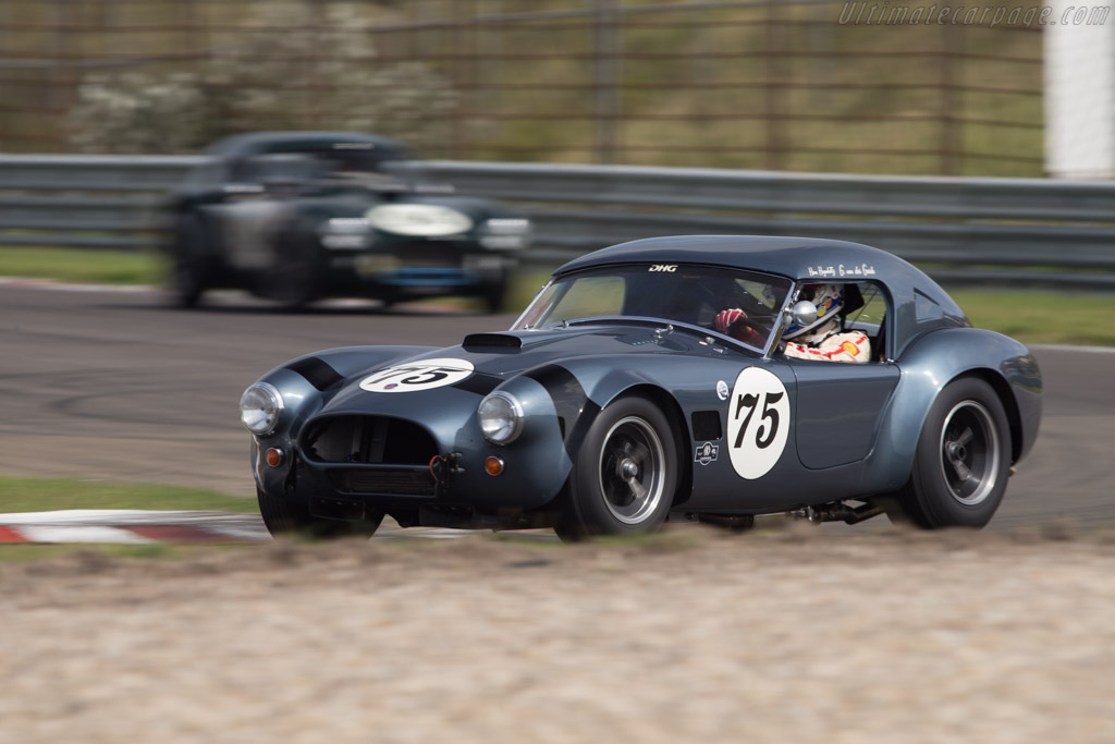 AC Shelby Cobra - Chassis: CSX2174 - Driver: Hans Hugenholtz  - 2014 Historic Grand Prix Zandvoort
