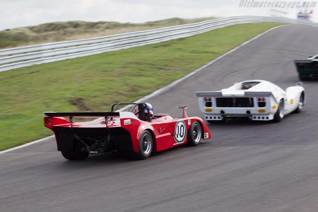 Abarth Osella PA1 - Chassis: PA1-09 - Driver: Manfredo Rossi di Montelera  - 2014 Historic Grand Prix Zandvoort