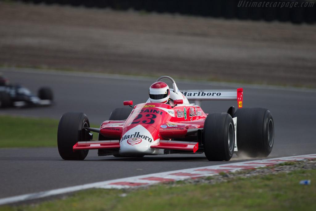 Alfa Romeo 179B - Chassis: 179.004 - Driver: Thomas Steinke  - 2014 Historic Grand Prix Zandvoort