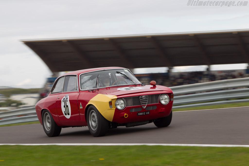 Alfa Romeo Giulia GTA - Chassis: AR613011 - Driver: Thomas Steinke  - 2014 Historic Grand Prix Zandvoort