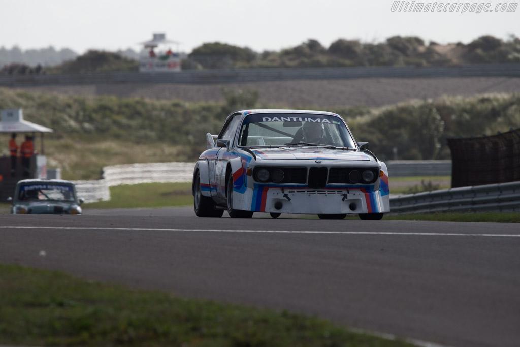 BMW 3.0 CSL  - Driver: Eric Holthausen  - 2014 Historic Grand Prix Zandvoort