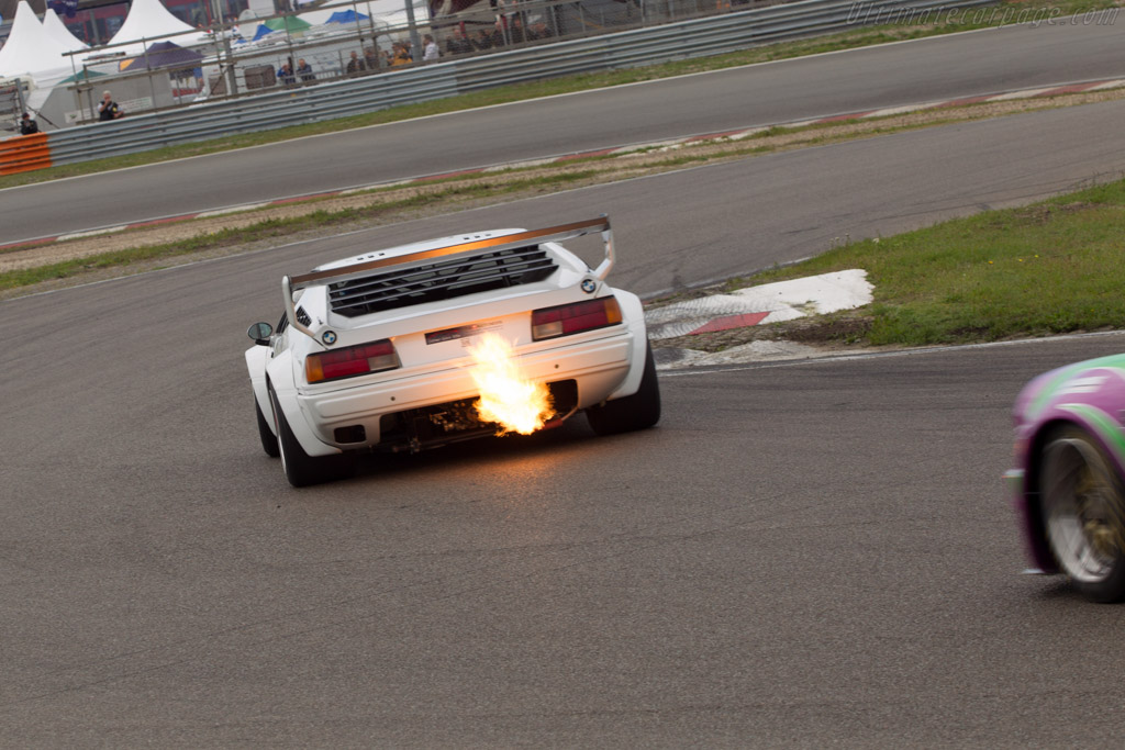 BMW M1 Group IV - Chassis: 4301412 - Driver: Michael Kammermann  - 2014 Historic Grand Prix Zandvoort