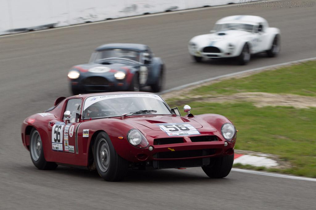 Bizzarrini 5300 GT Corsa - Chassis: BA4 0106R - Driver: Frank Stippler  - 2014 Historic Grand Prix Zandvoort