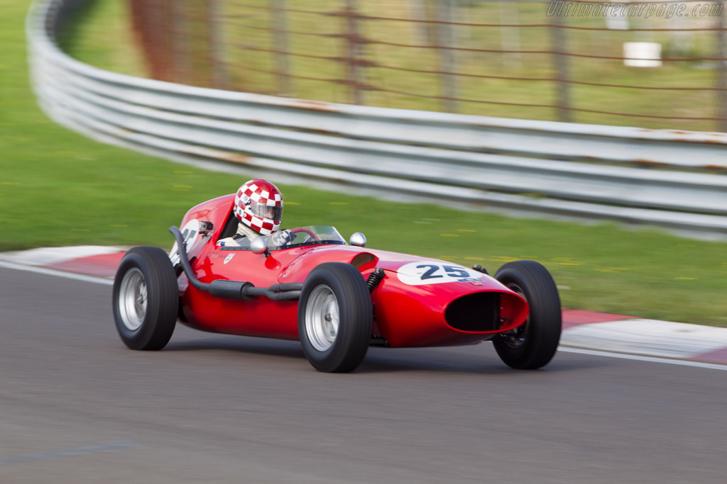 Bond FJ  - Driver: Andrew Tart  - 2014 Historic Grand Prix Zandvoort