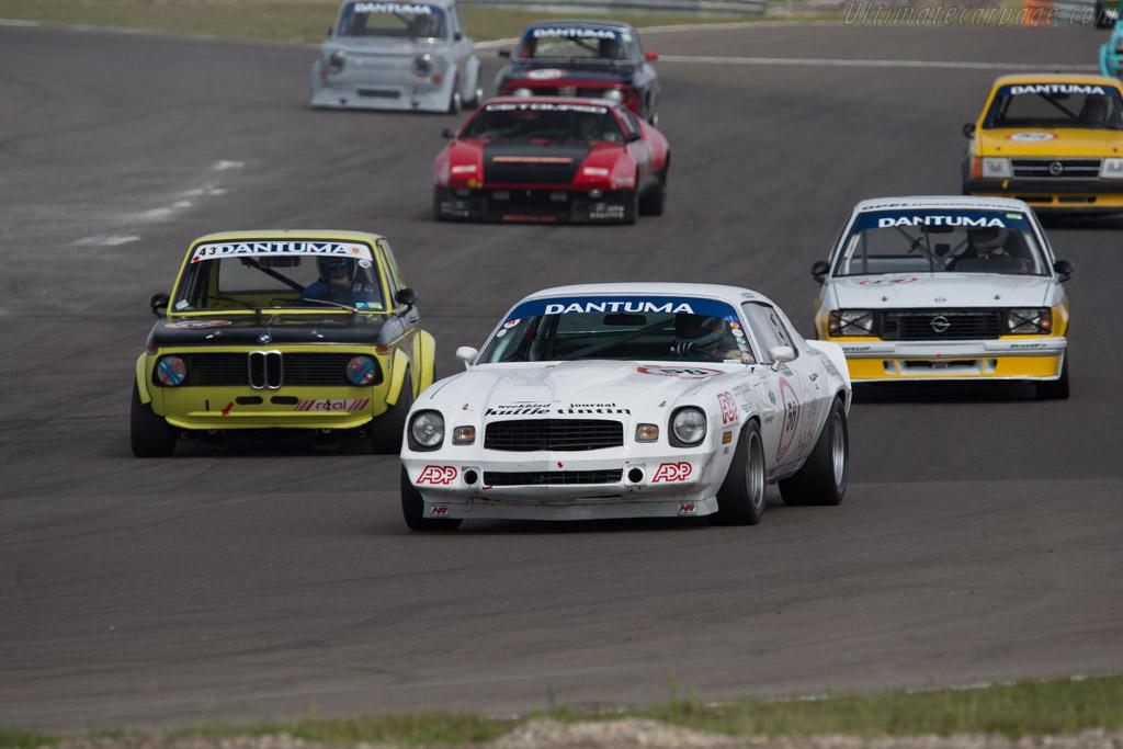 Chevrolet Camaro  - Driver: Mark Devis  - 2014 Historic Grand Prix Zandvoort