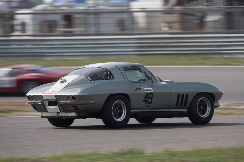 Chevrolet Corvette Stingray >> Chevrolet Corvette Stingray - Driver: Patrick Mortier - 2014 Historic Grand Prix Zandvoort
