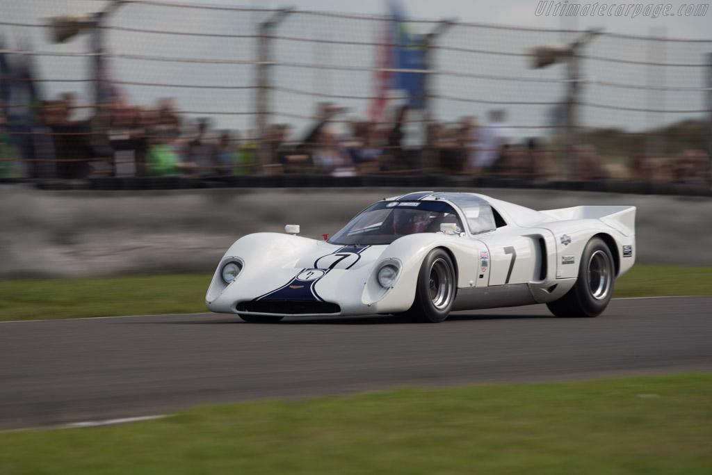 Chevron B16  - Driver: David Carrington Yates / Samuel Carrington Yates  - 2014 Historic Grand Prix Zandvoort