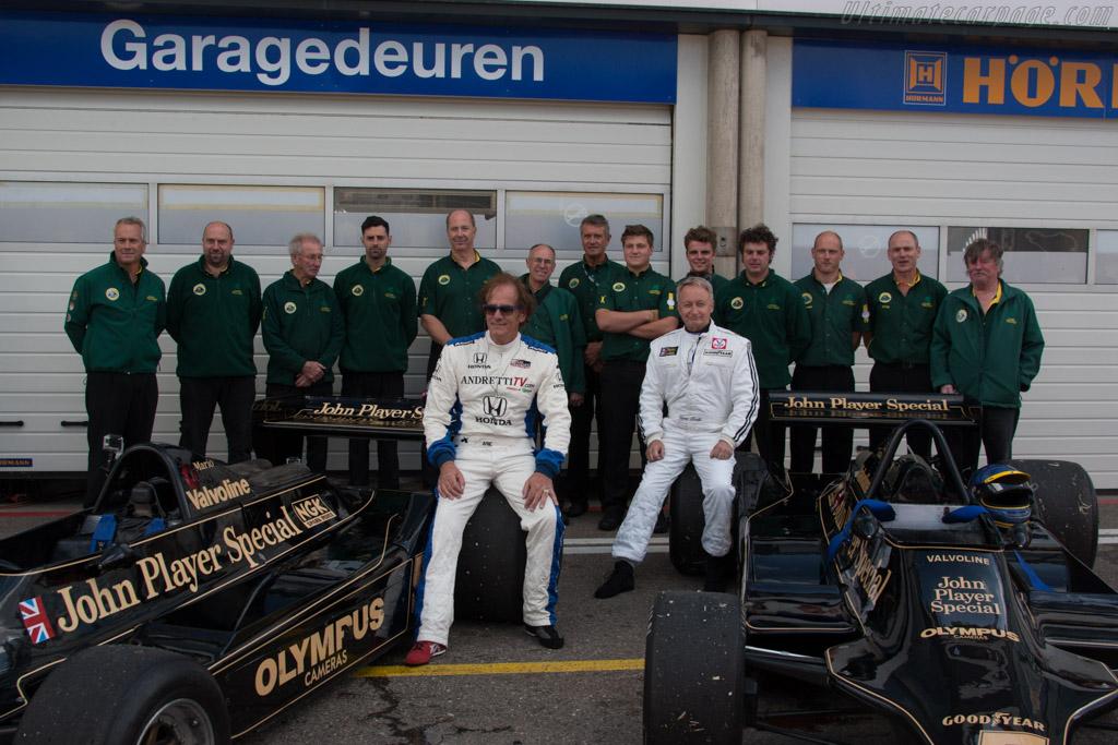 Classic Team Lotus    - 2014 Historic Grand Prix Zandvoort
