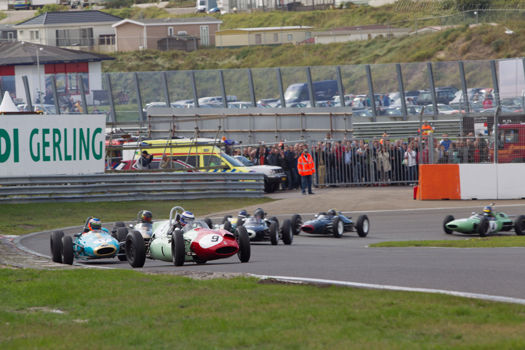 Cooper T51 Climax  - Driver: Miles Griffiths  - 2014 Historic Grand Prix Zandvoort
