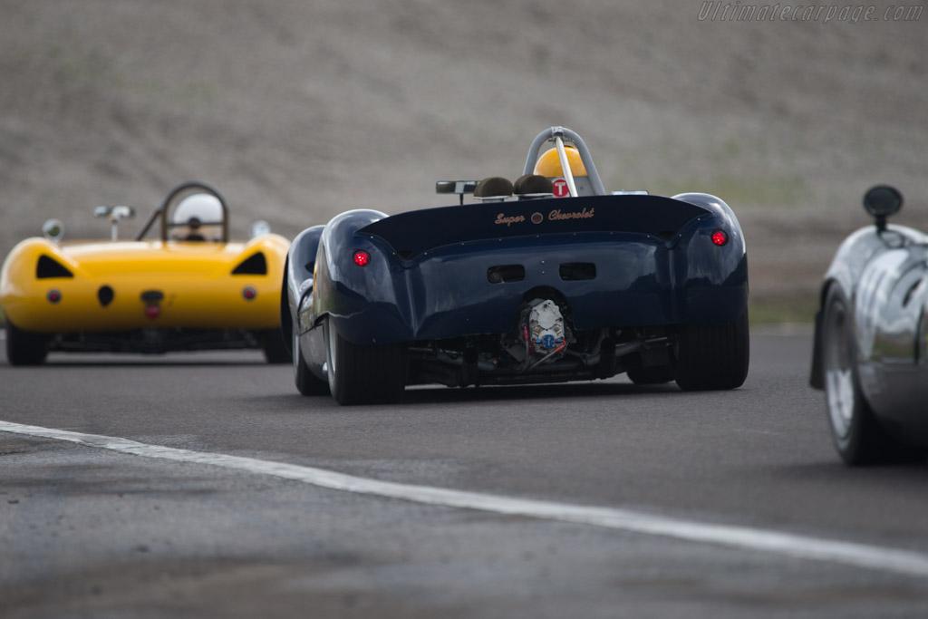 Cooper T61M Monaco Chevrolet  - Driver: Chris Jolly / Steve Farthing  - 2014 Historic Grand Prix Zandvoort