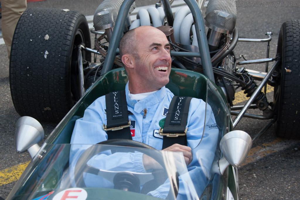 David Brabham    - 2014 Historic Grand Prix Zandvoort