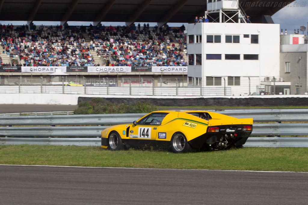 DeTomaso Pantera Group IV - Chassis: 02343 - Driver: Paul Pochciol  - 2014 Historic Grand Prix Zandvoort