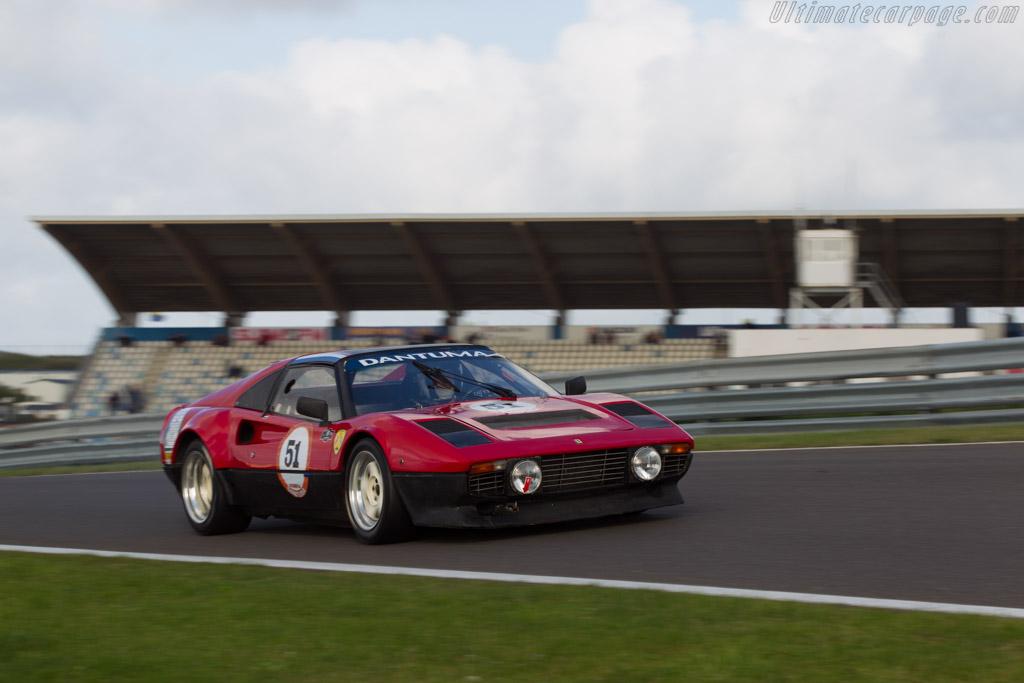 Ferrari 308 Gtb Driver Dirk Waaijenberg 2014 Historic