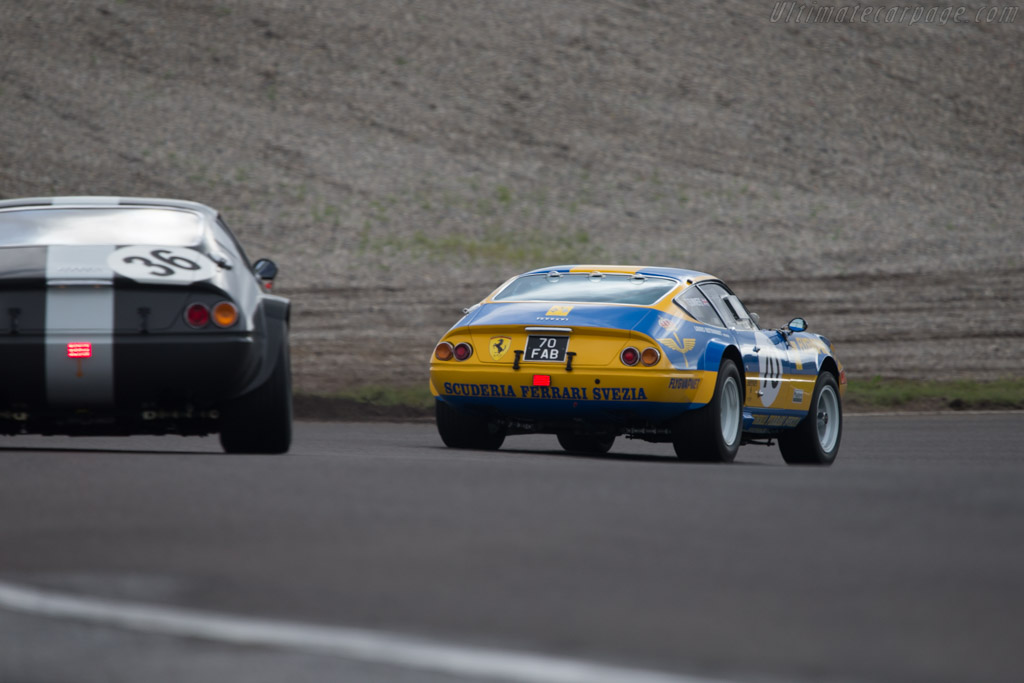 Ferrari 365 GTB/4 Daytona Group 4 - Chassis: 13219 - Driver: Tim Summers  - 2014 Historic Grand Prix Zandvoort