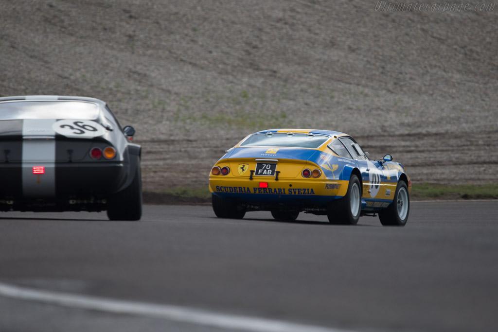 Ferrari 365 GTB/4 Daytona Group 4 - Chassis: 13219 - Driver: Tim Summers  - 2014 Historic Grand Prix Zandvoort