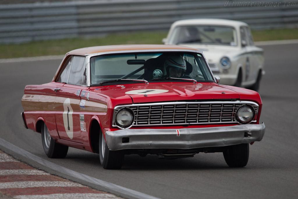 Ford Falcon Sprint  - Driver: Simon Hadfield  - 2014 Historic Grand Prix Zandvoort