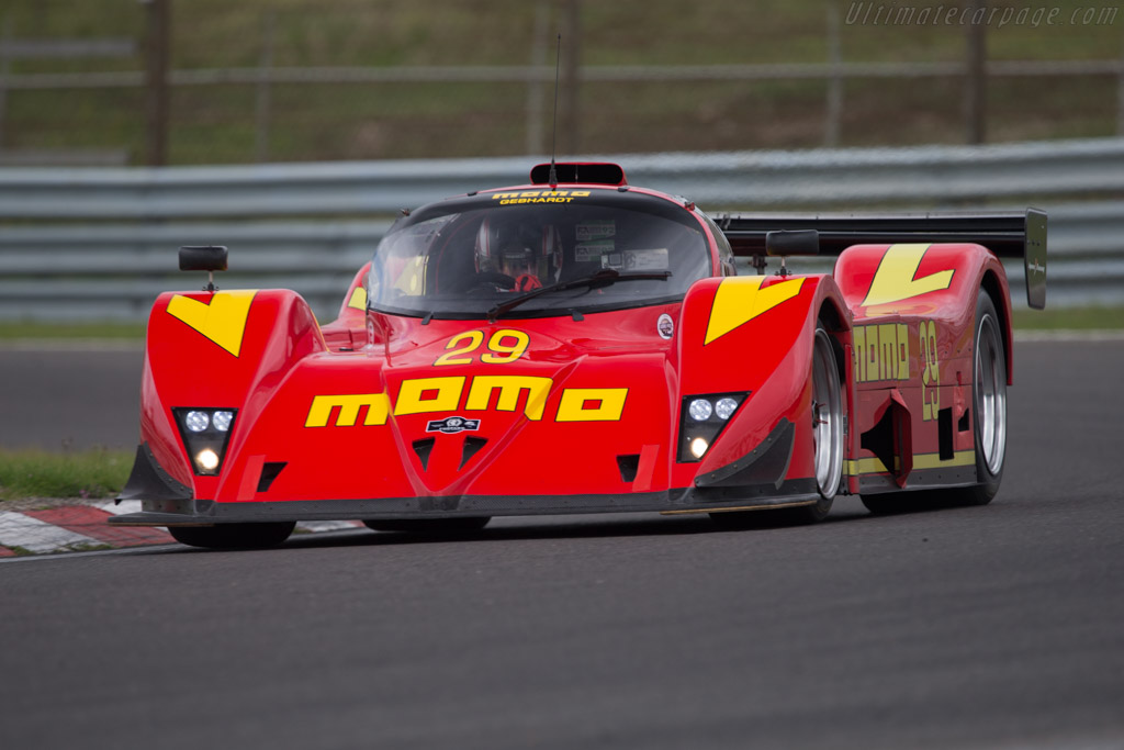 Gebhardt C91 Cosworth - Chassis: 901 - Driver: Michael Lyons  - 2014 Historic Grand Prix Zandvoort
