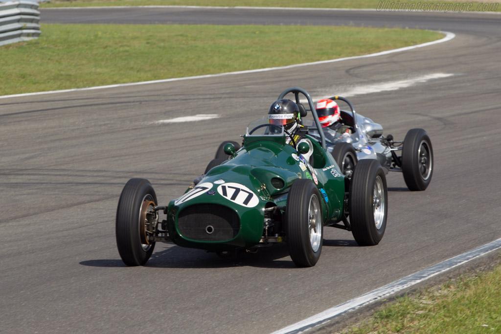 HWM Alta F2  - Driver: Shirley van der Lof  - 2014 Historic Grand Prix Zandvoort