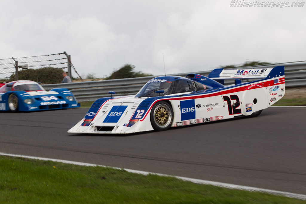 Intrepid RM1 Chevrolet - Chassis: 004 - Driver: Peter Garrod  - 2014 Historic Grand Prix Zandvoort