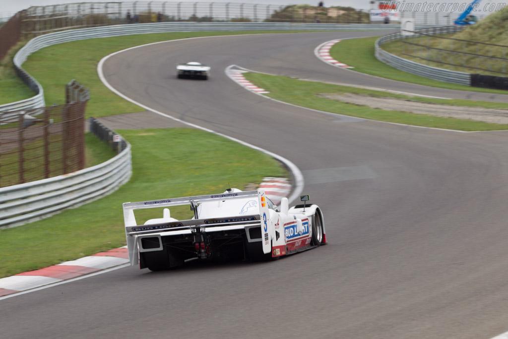 Jaguar XJR-16 - Chassis: JV6 C 191 - Driver: Richard Eyre  - 2014 Historic Grand Prix Zandvoort