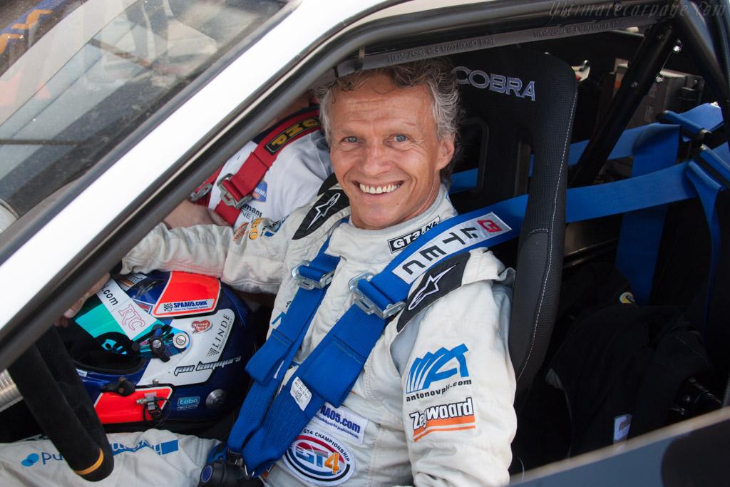 Jan Lammers    - 2014 Historic Grand Prix Zandvoort