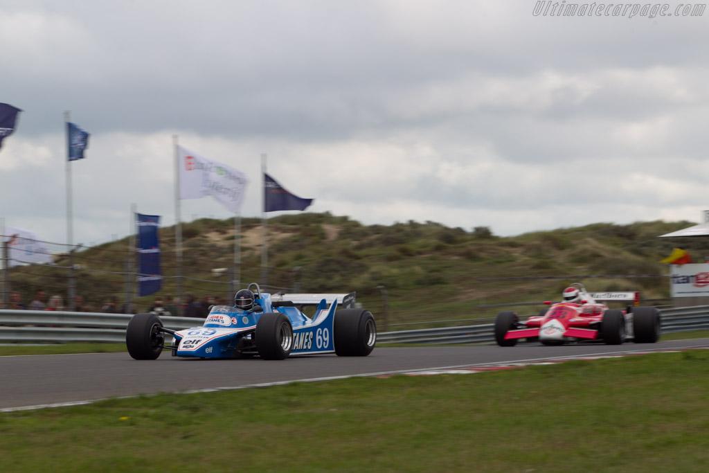 Ligier JS11/15 Cosworth - Chassis: JS11/04 - Driver: Mister John of B.  - 2014 Historic Grand Prix Zandvoort