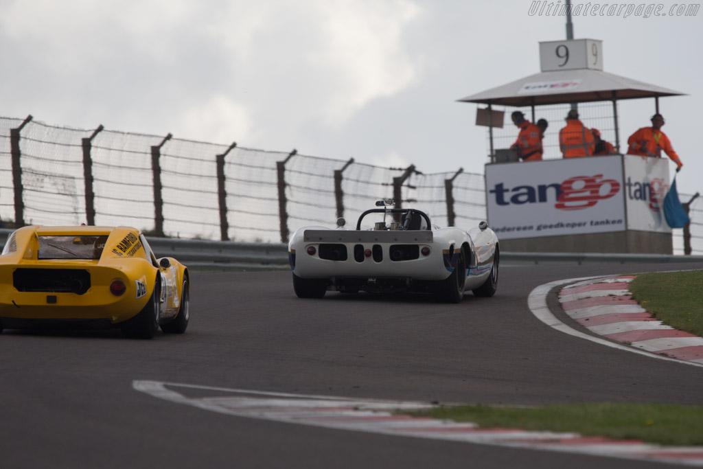 Lola T70 Mk2 Spyder - Chassis: SL71/30 - Driver: Marshall Bailey  - 2014 Historic Grand Prix Zandvoort