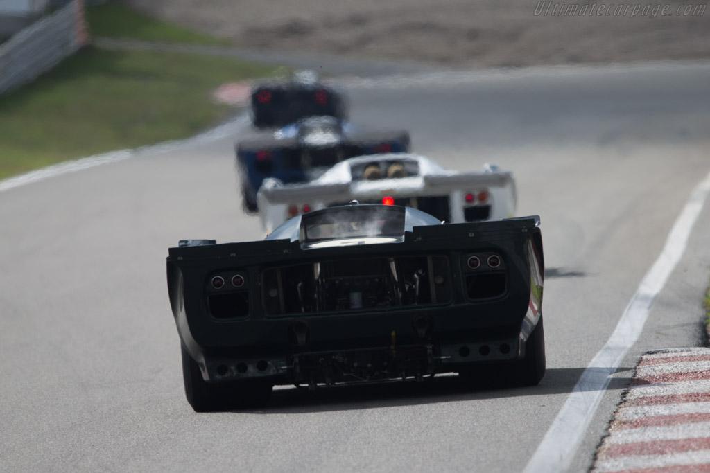 Lola T70 Mk3b Chevrolet  - Driver: Jason Wright  - 2014 Historic Grand Prix Zandvoort