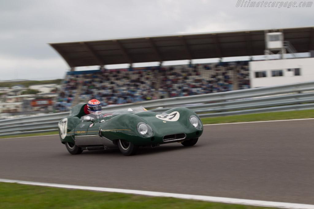 Lotus 11 Le Mans - Chassis: 322/332 - Driver: Philip Walker - 2014 Historic Grand Prix Zandvoort