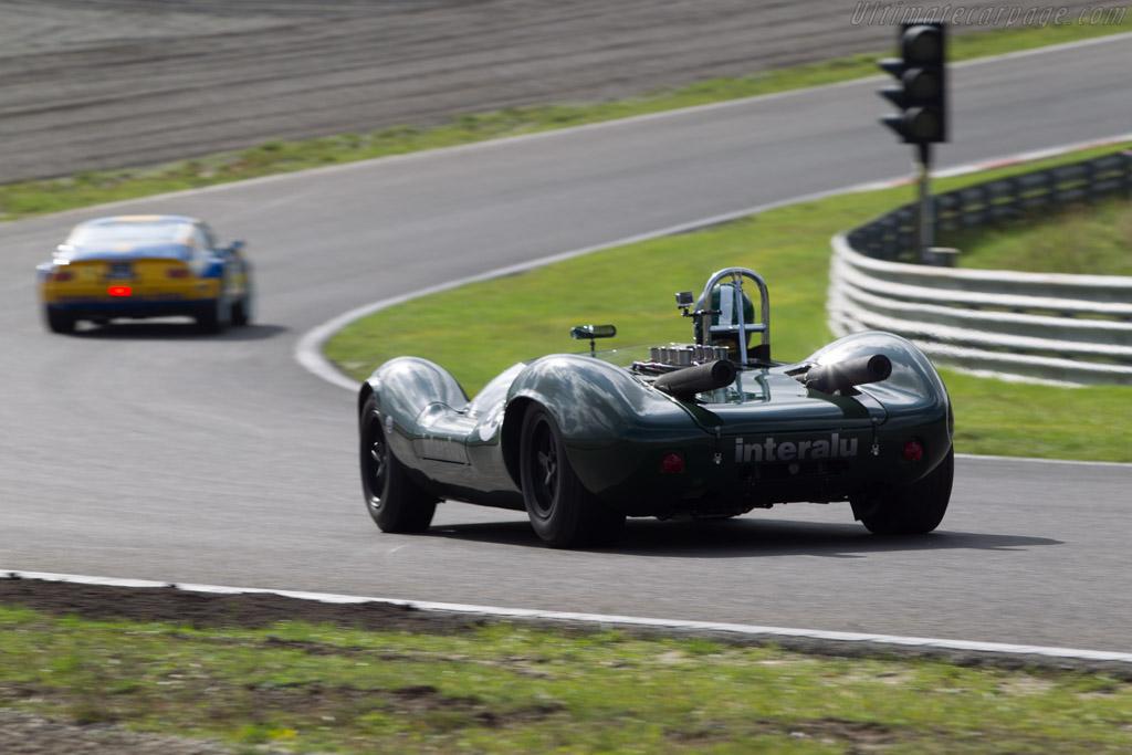 Lotus 30 Ford - Chassis: 30/L/7 - Driver: Anthony Schrauwen  - 2014 Historic Grand Prix Zandvoort