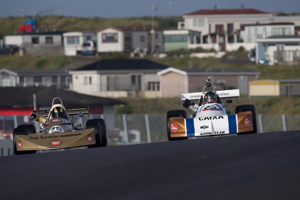 March 762 BMW  - Driver: Richard Meins  - 2014 Historic Grand Prix Zandvoort
