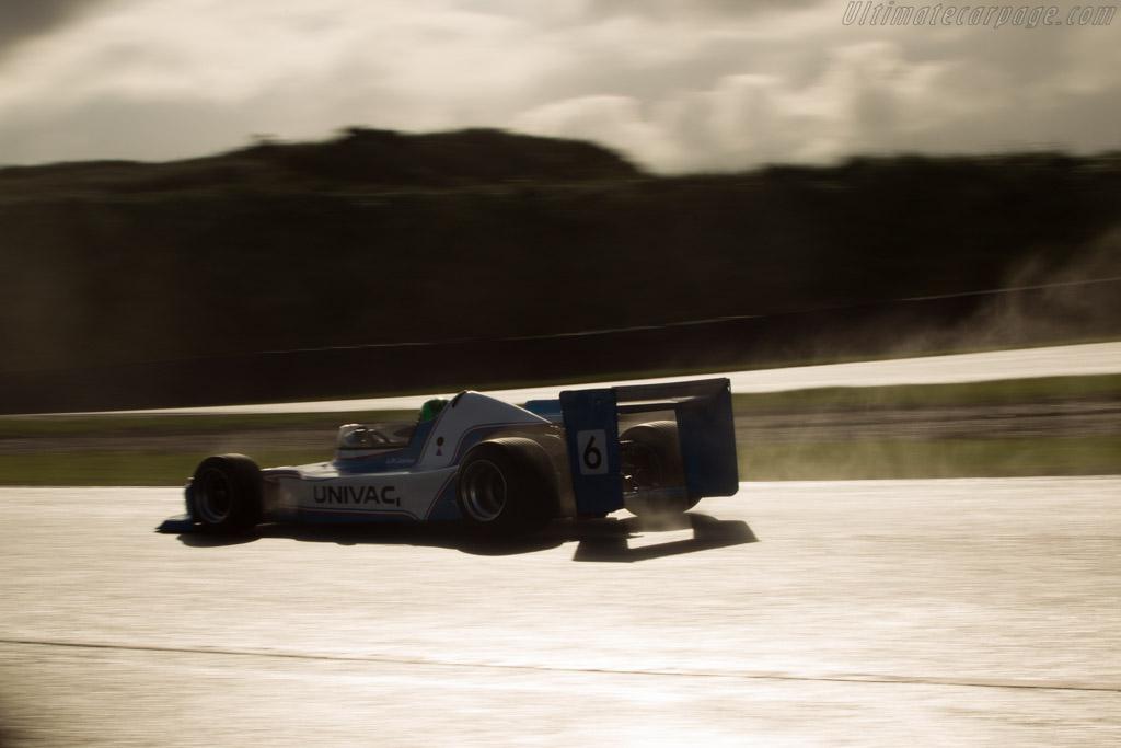 March 782  - Driver: Martin Stretton  - 2014 Historic Grand Prix Zandvoort