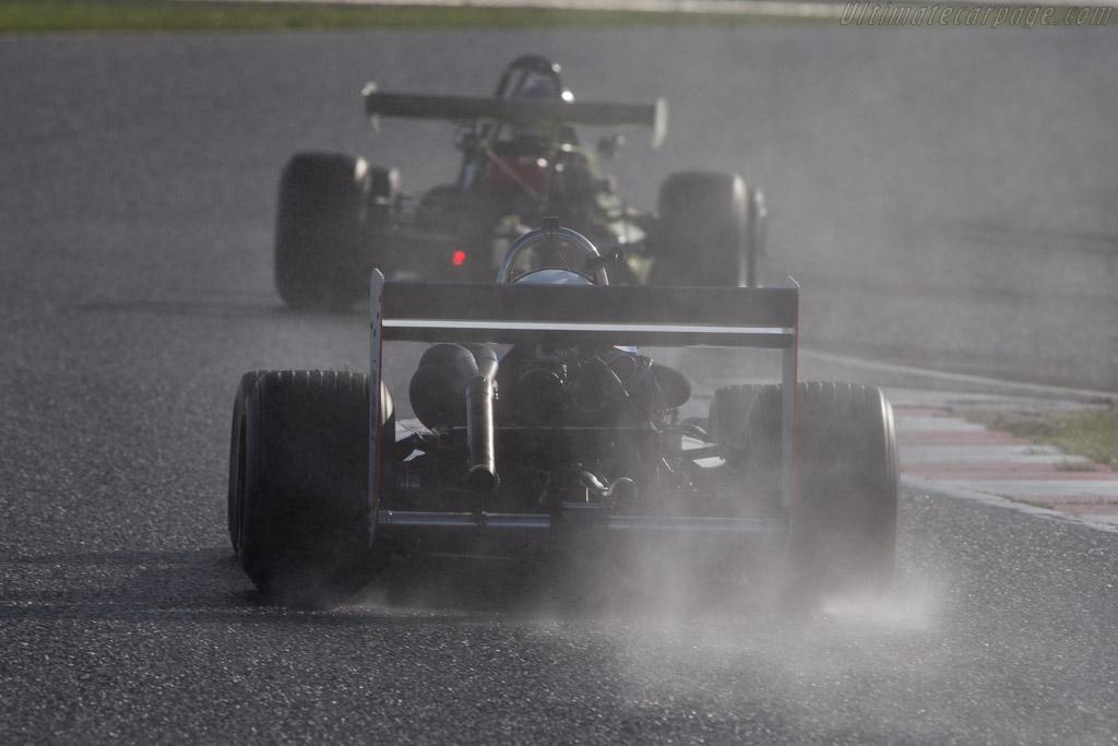 March 782  - Driver: James Hanson - 2014 Historic Grand Prix Zandvoort