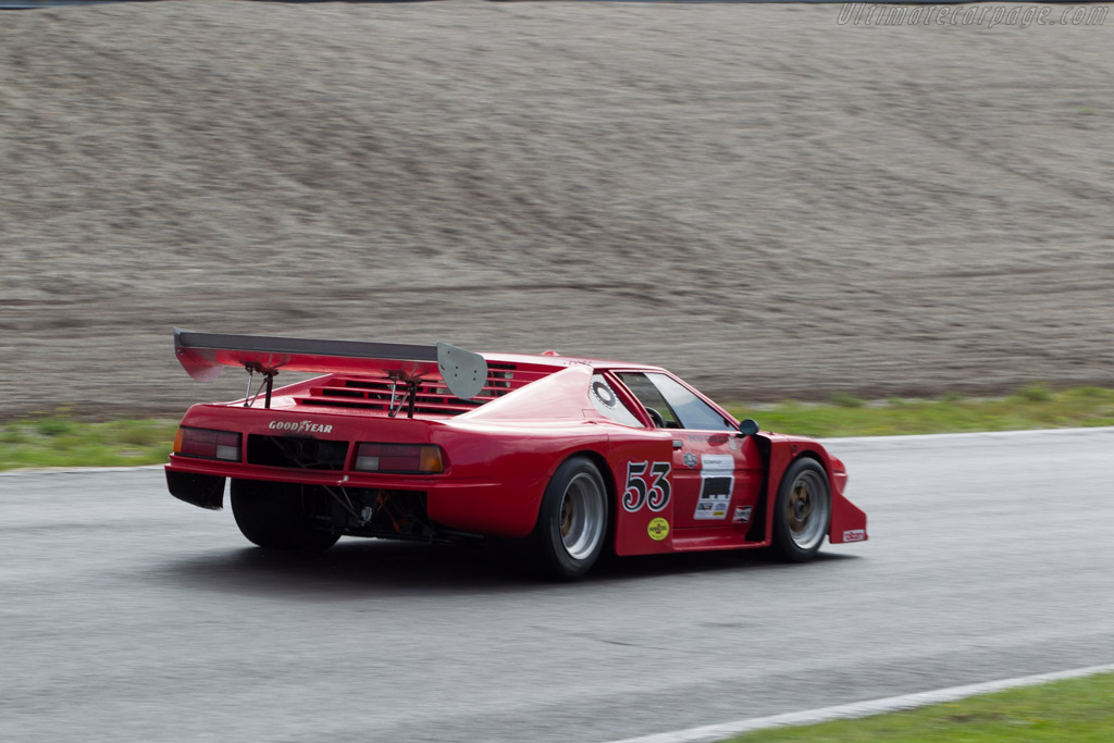 March BMW M1 Group 5 - Chassis: 003 - Driver: Jan Bot  - 2014 Historic Grand Prix Zandvoort