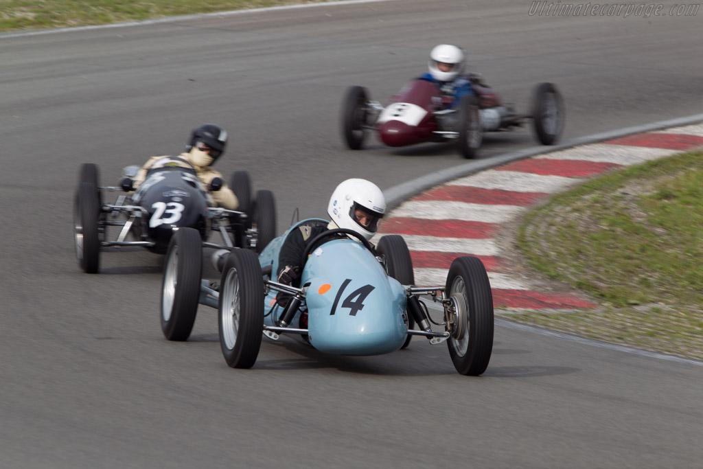 Martin  - Driver: Simon Frost  - 2014 Historic Grand Prix Zandvoort