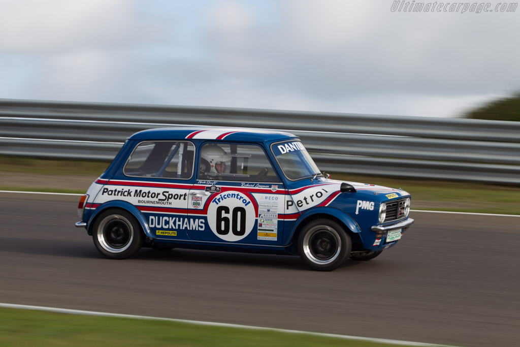 Car And Driver >> Mini 1275 GT - Driver: Nick Swift - 2014 Historic Grand Prix Zandvoort
