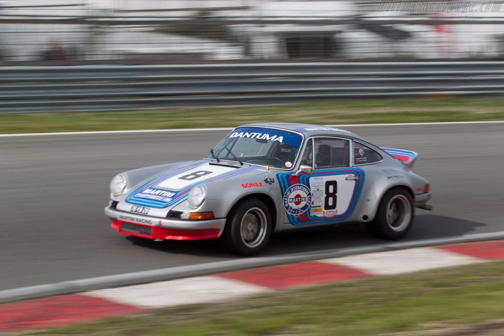 Porsche 911 Carrera RS 2.7  - Driver: Bart Westerman  - 2014 Historic Grand Prix Zandvoort