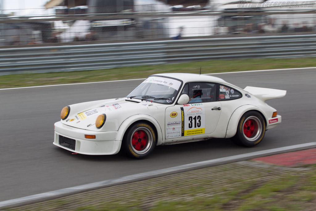 Porsche 911 RSR Group 4  - Driver: Dietmar Schroder  - 2014 Historic Grand Prix Zandvoort