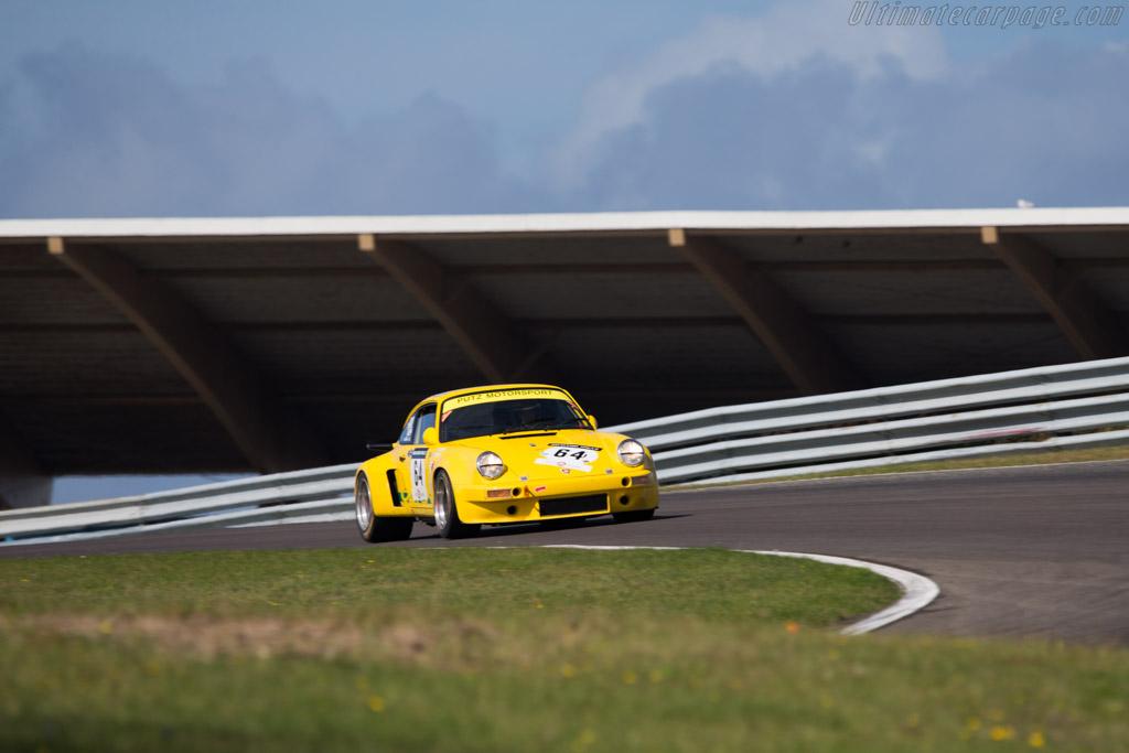 Porsche 911 RSR Group 4  - Driver: Peter Richrath  - 2014 Historic Grand Prix Zandvoort