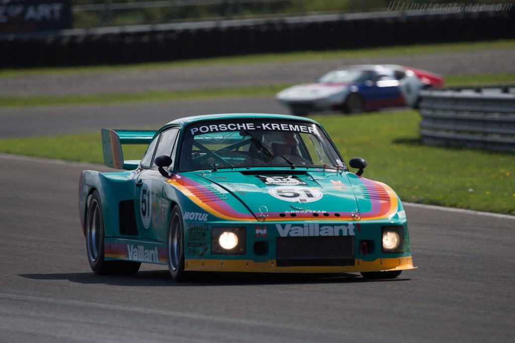 Porsche 935 K2 - Chassis: 007 0016 - Driver: Eberhard Baunach  - 2014 Historic Grand Prix Zandvoort