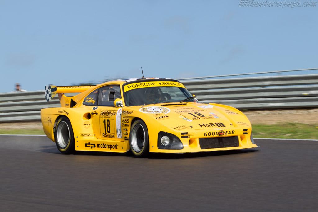 Porsche 935 K3  - Driver: Daniel Schrey  - 2014 Historic Grand Prix Zandvoort