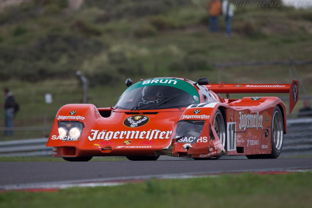 Porsche 962 BM - Chassis: 962-008BM - Driver: Christophe d'Ansembourg  - 2014 Historic Grand Prix Zandvoort
