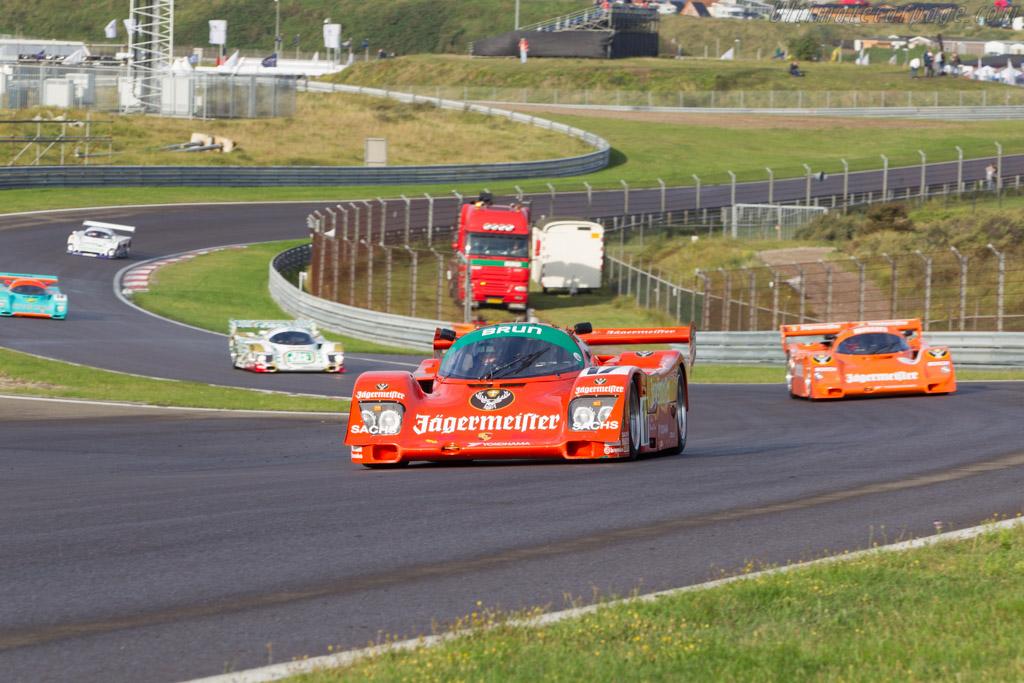 Porsche 962 BM - Chassis: 962-008BM - Driver: Herve Regout  - 2014 Historic Grand Prix Zandvoort