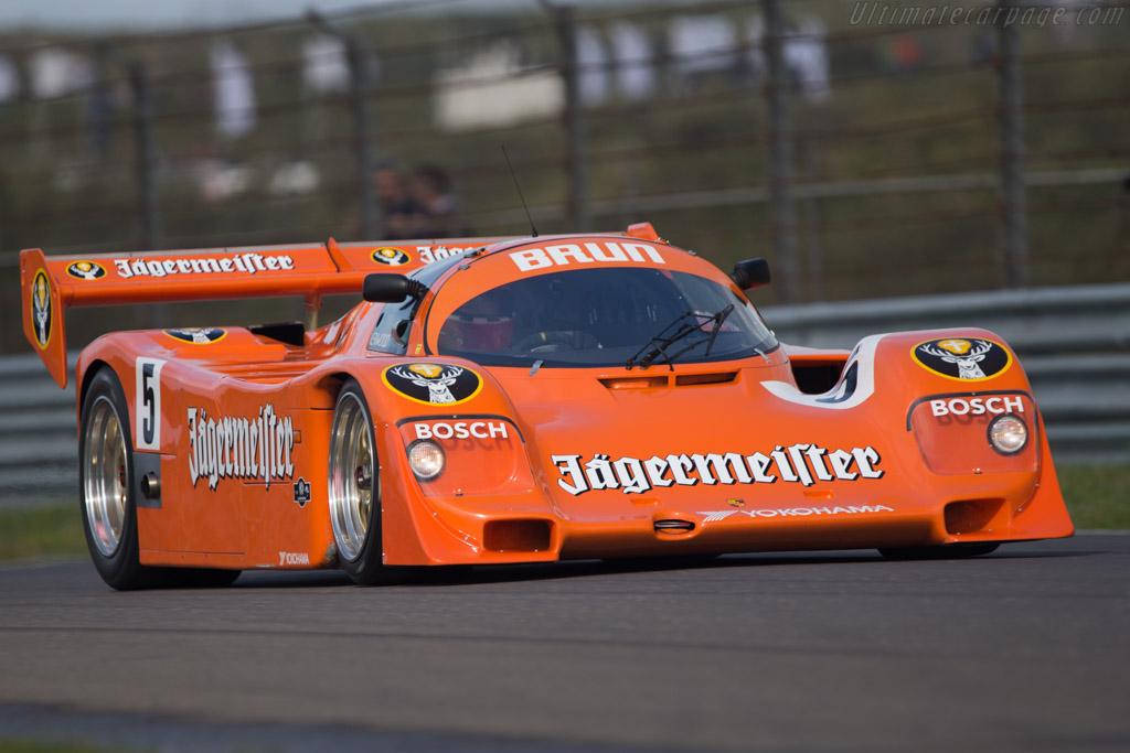 Porsche 962 BM - Chassis: 962-006BM - Driver: Peter Harburg  - 2014 Historic Grand Prix Zandvoort