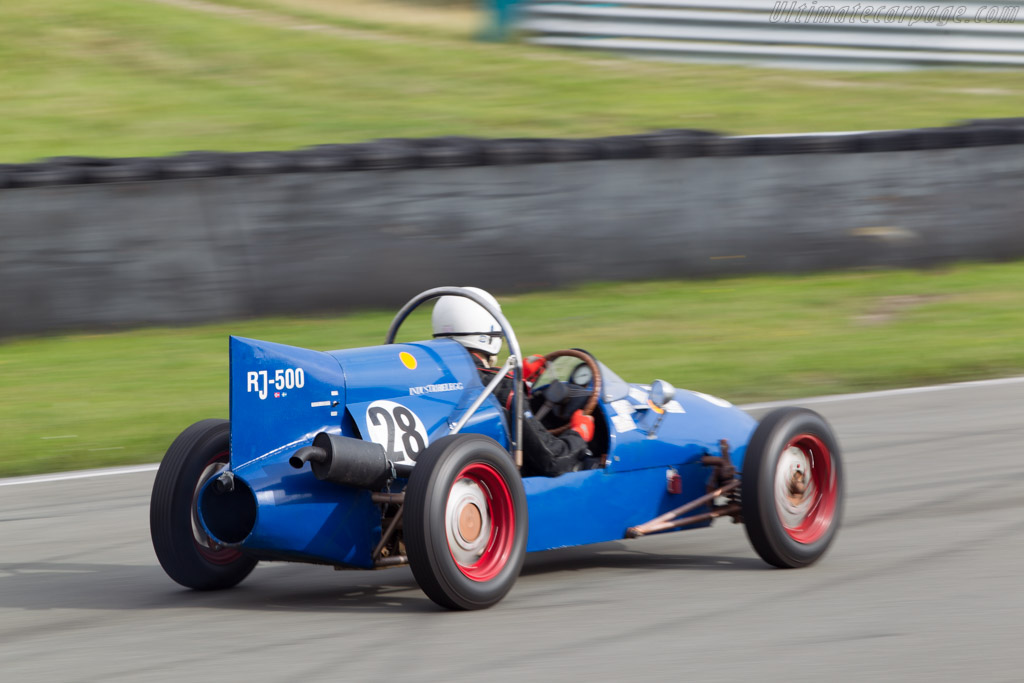 RJ-500 Mk2  - Driver: Hakan Sandberg  - 2014 Historic Grand Prix Zandvoort