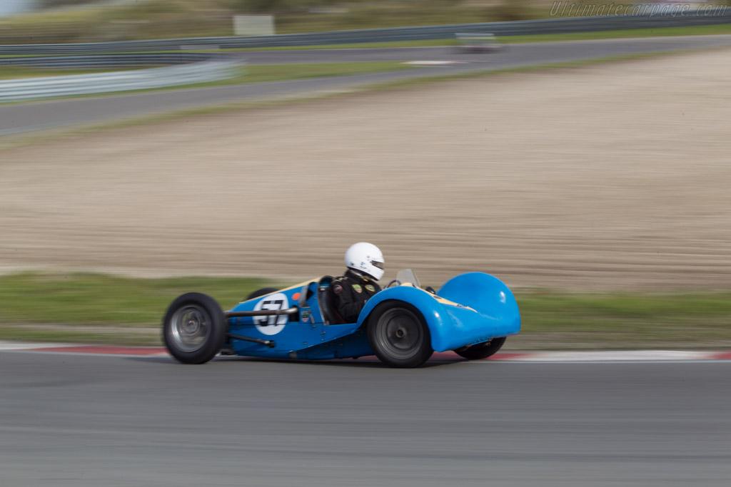 Revis  - Driver: Richard Bishop Miller  - 2014 Historic Grand Prix Zandvoort