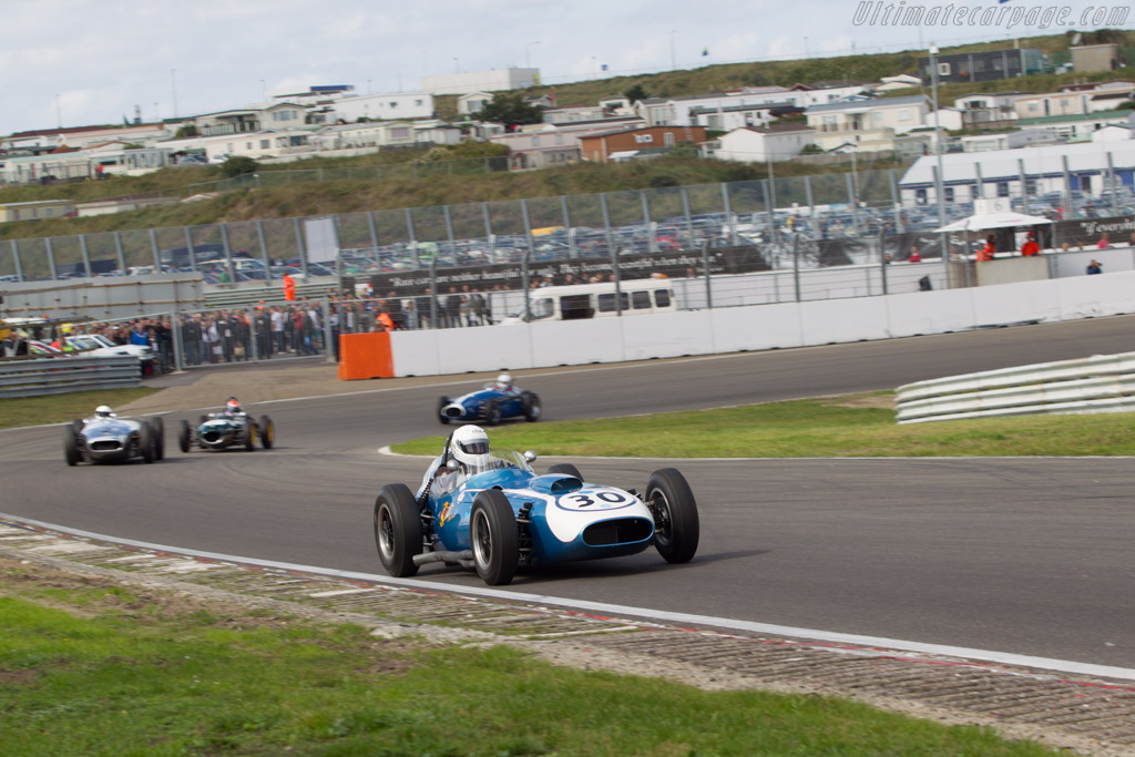 Scarab F1 Offenhauser - Chassis: 003 - Driver: Julian Bronson  - 2014 Historic Grand Prix Zandvoort